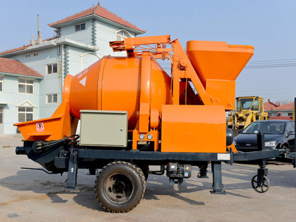 mini concrete pump for sale