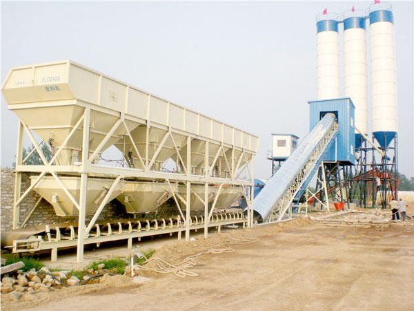 concrete batching plant in Philippines