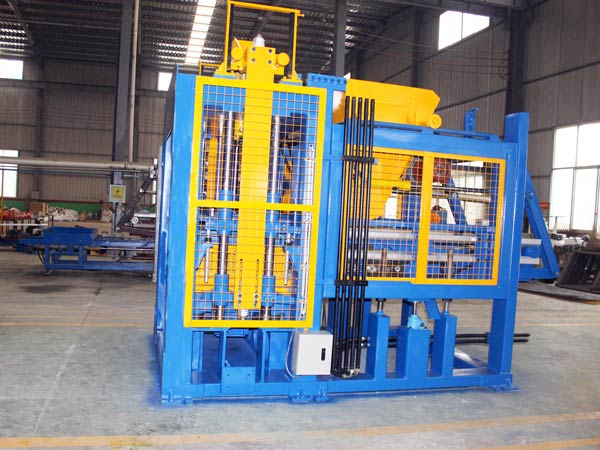 ABM-3S BLOCK MACHINE