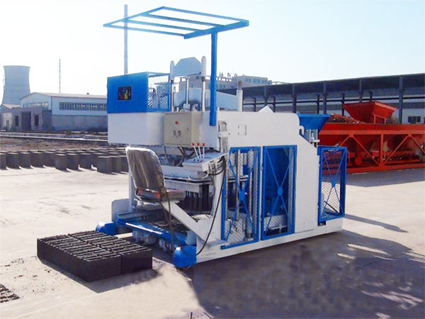 ABM-6S block machine plant