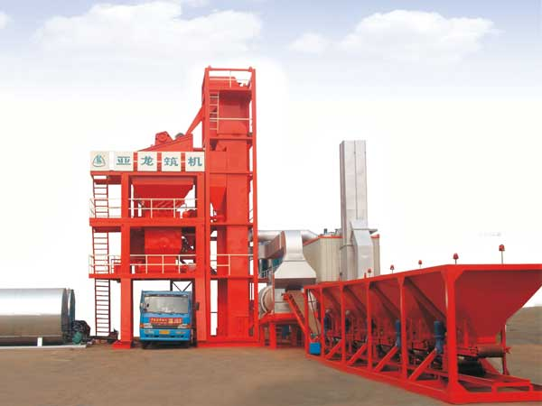 asphalt batch mix plant for sale