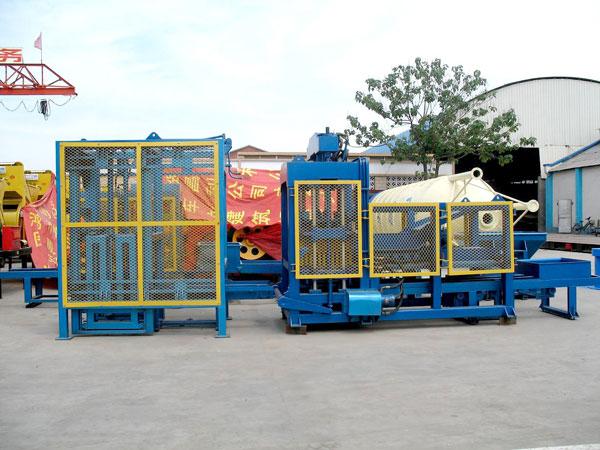 QT8-15 automatic making machine