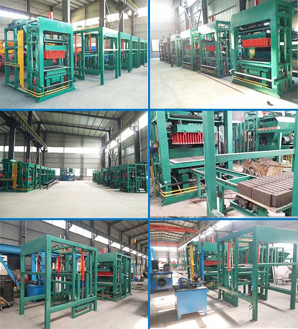 aimix concrete block machine