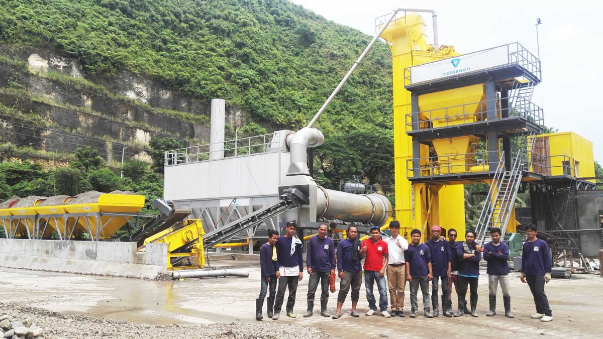 mobile-asphalt-plant-in-Philippines