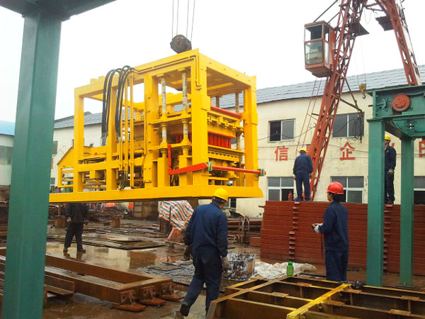 ABM-6S brick machine sale