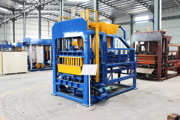 ABM-4S cement block making machine for sale