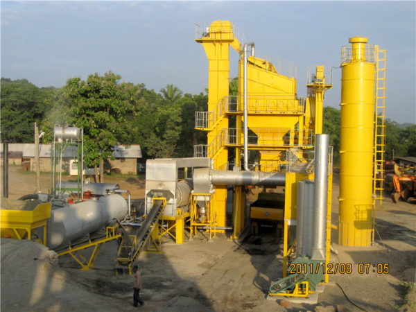 LB800 asphalt plant machine