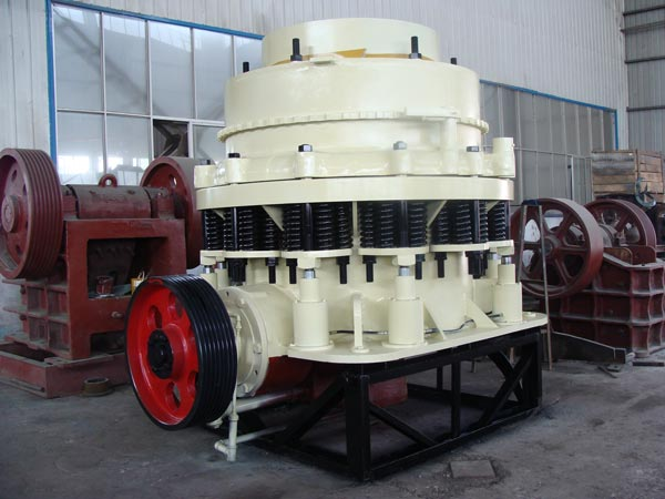 PYD1200 cone crusher machine