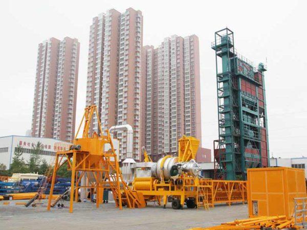 QLB80 mobile plant