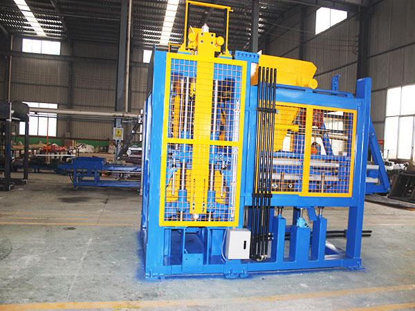 QT3-15 block moulding machine