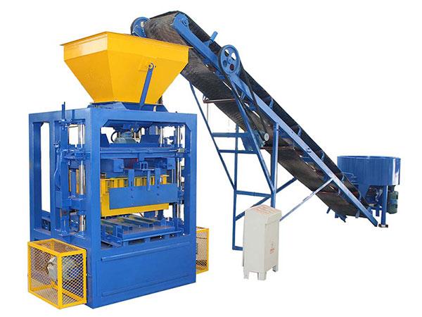 ABM-4S block moulding machine for sale