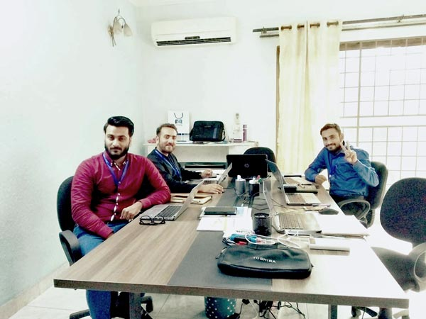 office in Pakistan