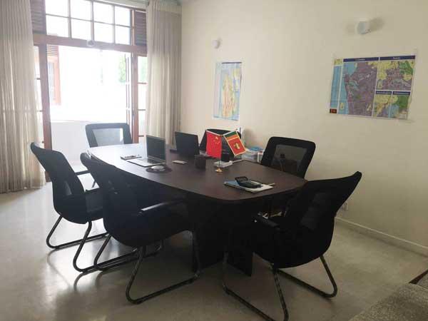 office in Sri Lanka