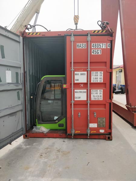 3.2cub self loading concrete mixer
