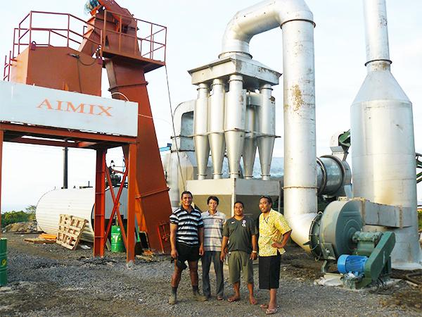 DHB40 drum plant