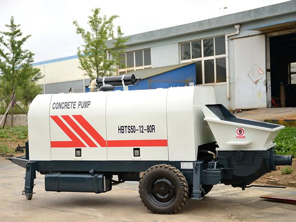 HBTS50R pump trailer