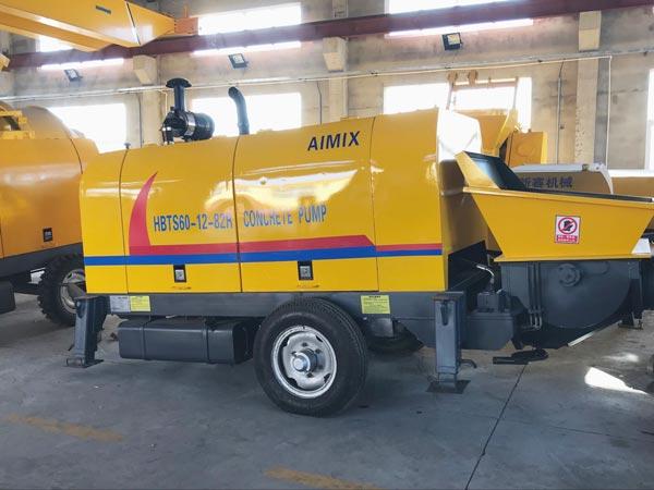 HBTS60R diesel engine pump