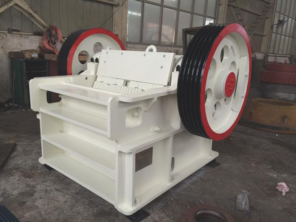 PE250×400 jaw crusher machine