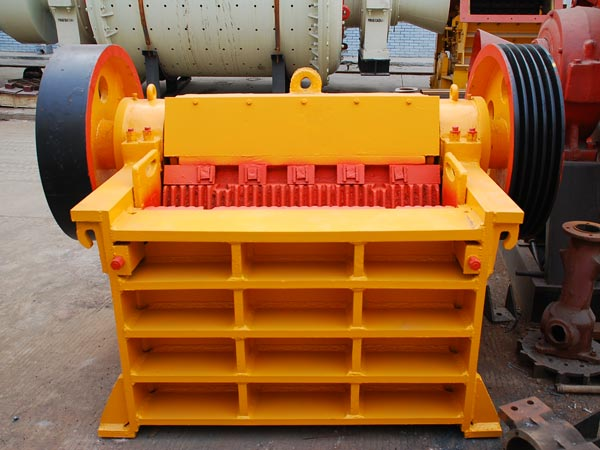 PE600×900 jaw crusher