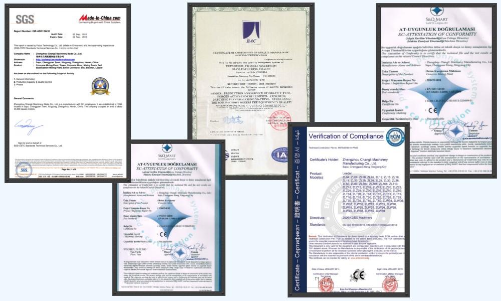 aimix certifications
