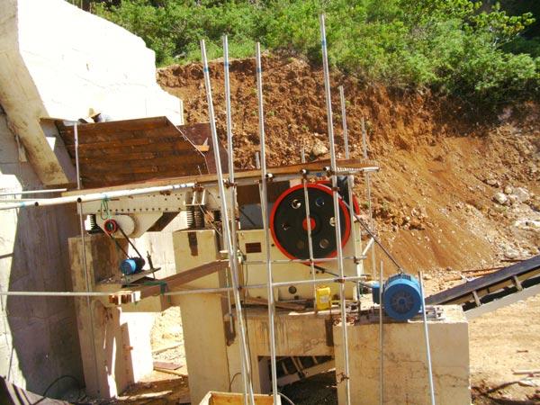 impact crusher equipment
