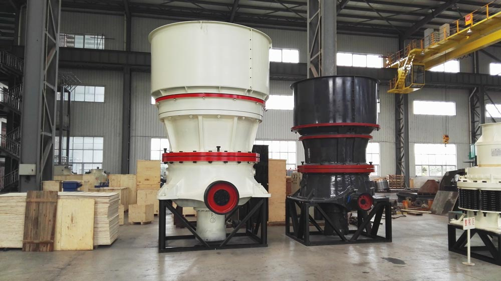 single-cyclinder-hydraulic-cone-crusher