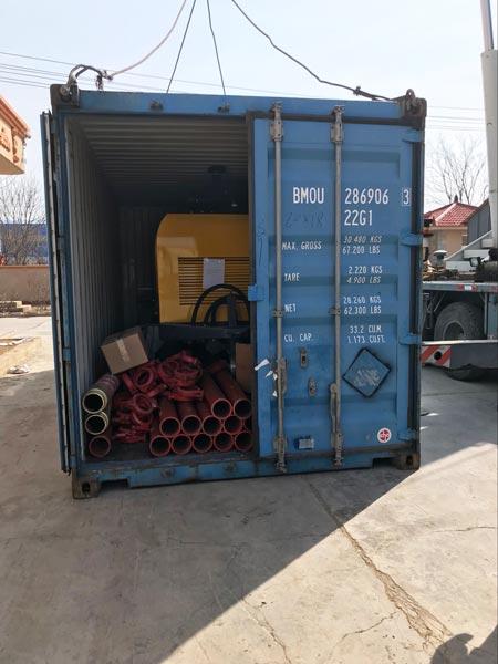transport diesel pump