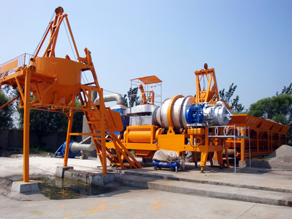 QLB40 mini asphalt plant for sale