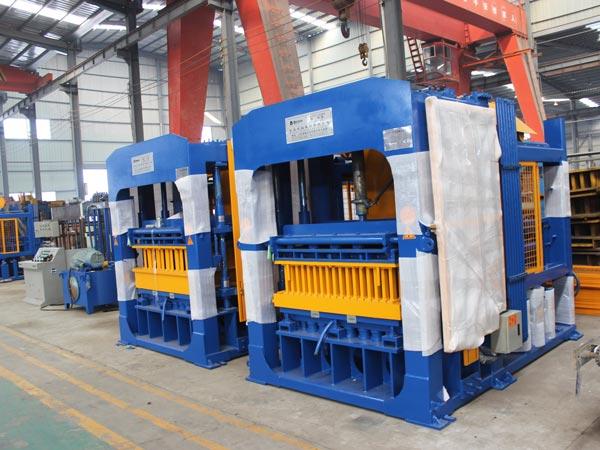 ABM-10S solid block making machine