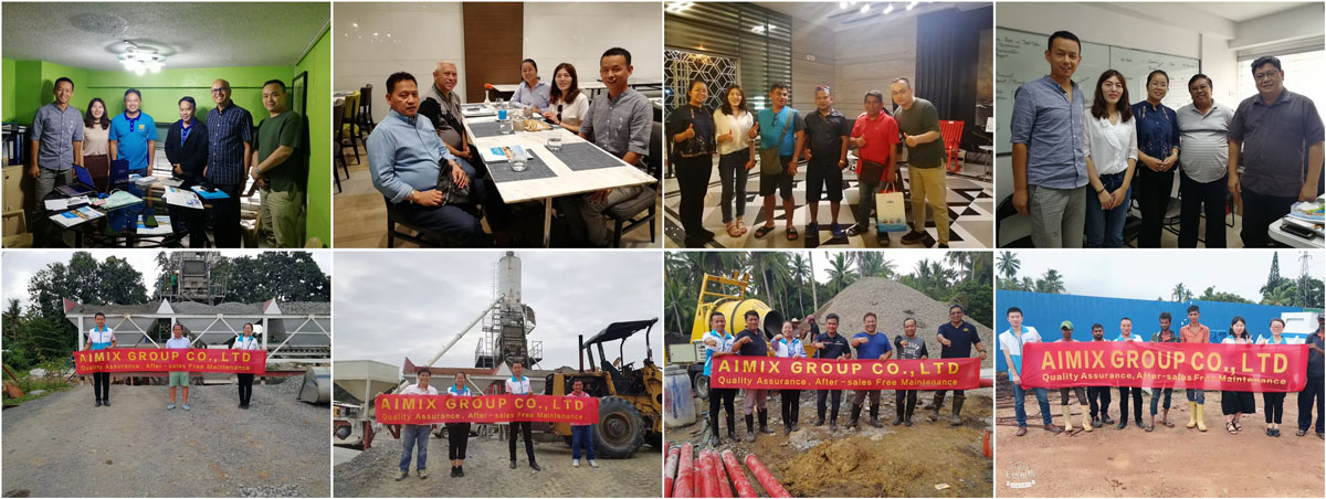 our Philippines team visits our customers