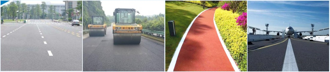 wide application of asphalt mixture