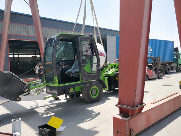 1.8cub self loading mixer