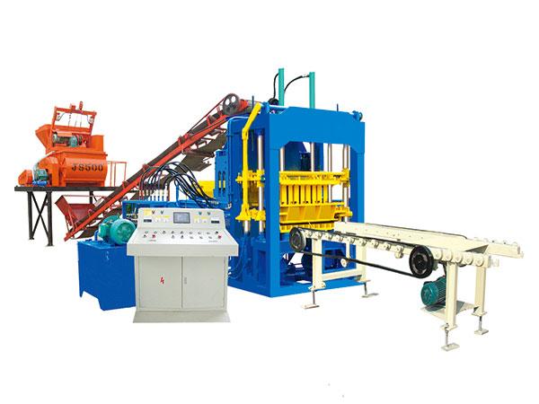 QT4-15 eco brick making machine for sale