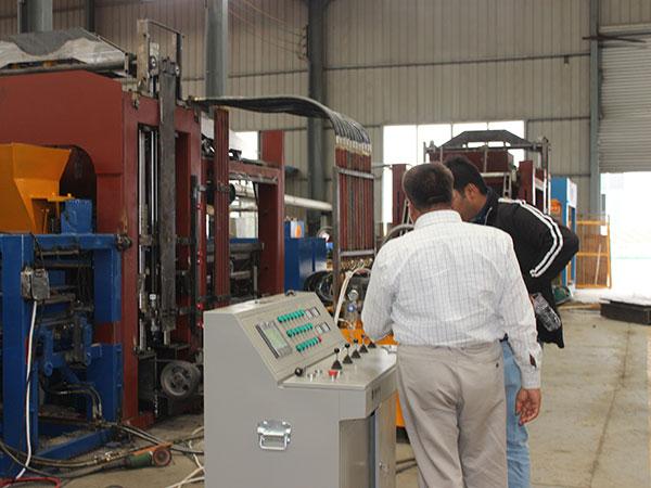 customer visits workshop