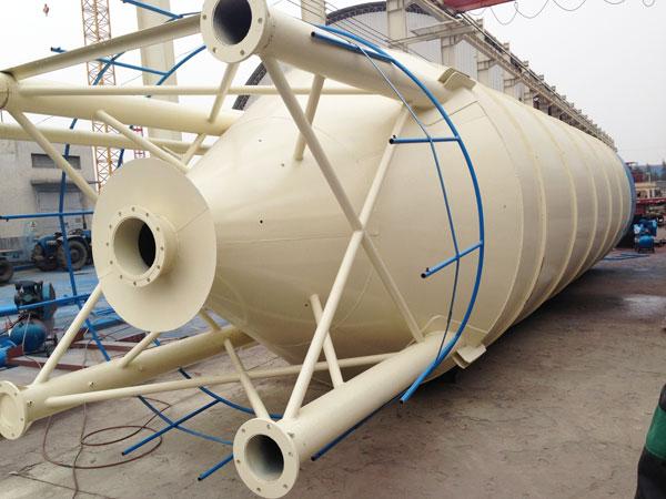 100t cement silo