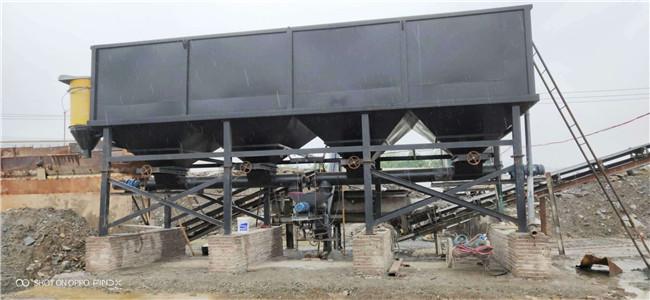 50t horizontal silo