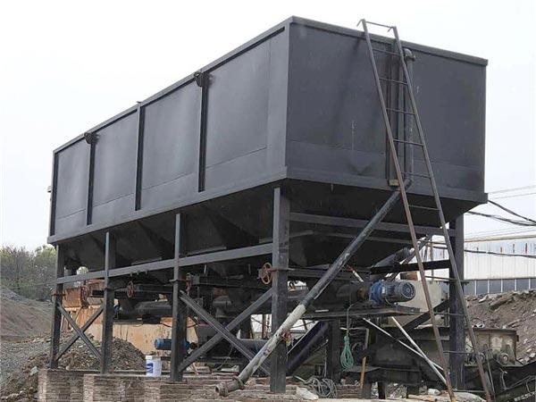 50t horizontal silo sale