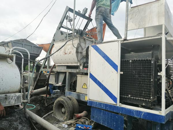 JBS40R mixer pump
