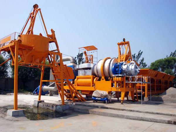 QLB40 portable asphalt plant