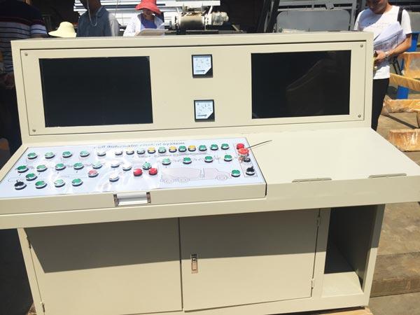 semi automatic control system