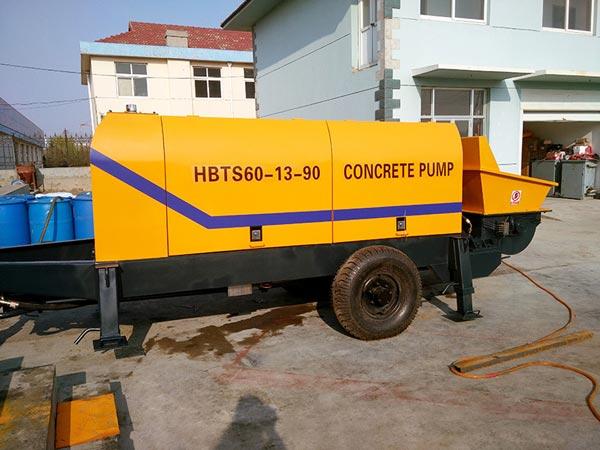 ABT60D concrete line pump for sale