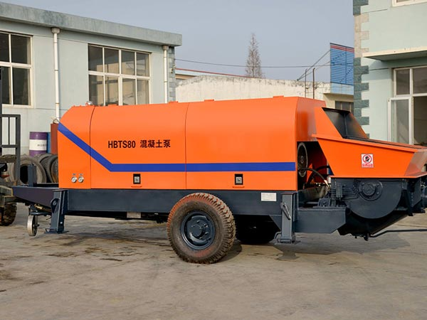 ABT80C stationary concrete pump