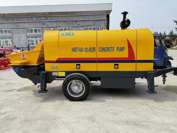 HBTS40 stationary pumps