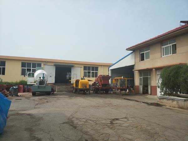 pump machine factory