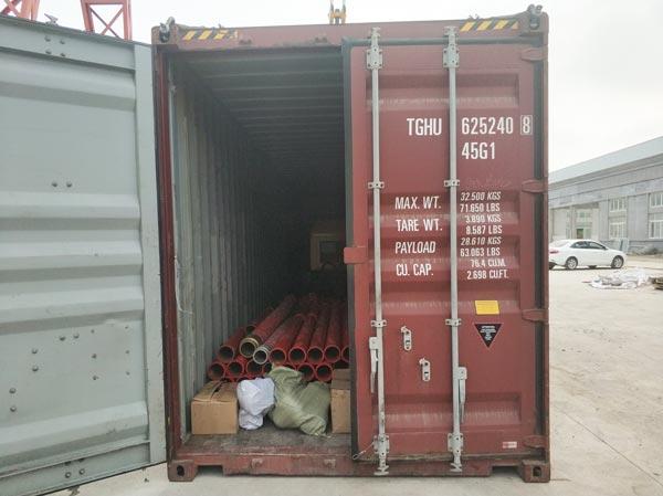 transport HBTS40 pump