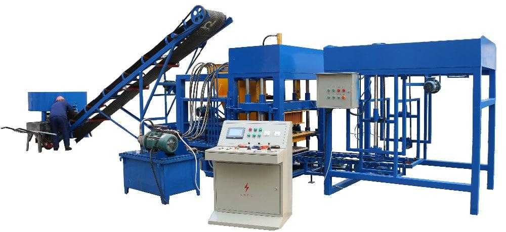 ABM-4S Automatic Brick Making Machine