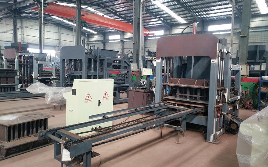 ABM4S Hollow Block Making Machine