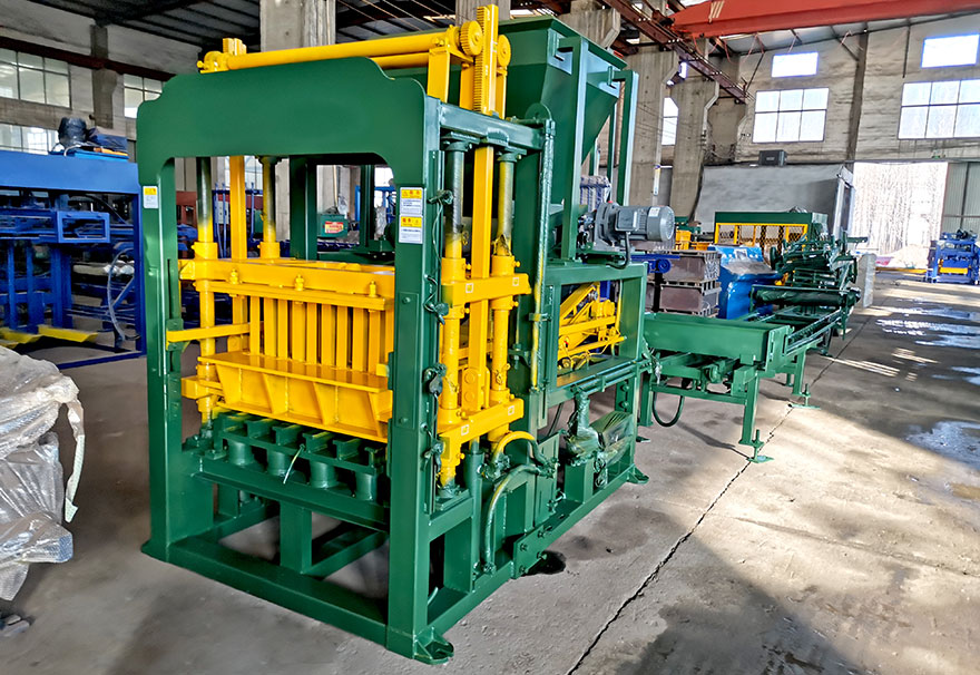 cement block machine for sale