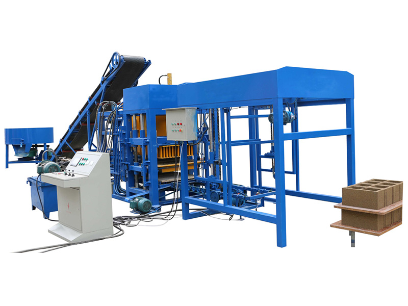ABM4S hollow block making machine for sale