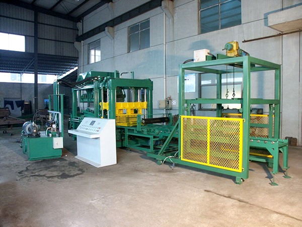 ABM6S block making plant